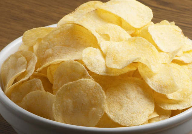 <strong>6)</strong><strong>Paket cips</strong>