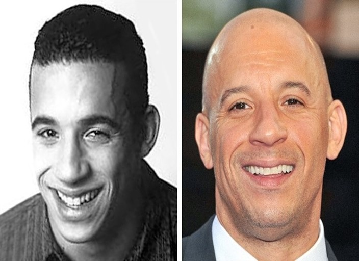 <strong>3. Vin Diesel</strong>