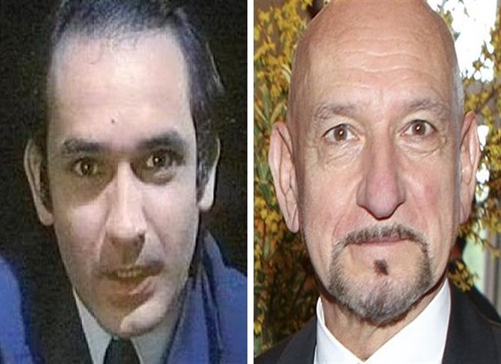 <strong>12. Ben Kingsley</strong>