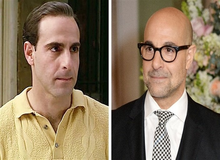 <strong>1. Stanley Tucci</strong>