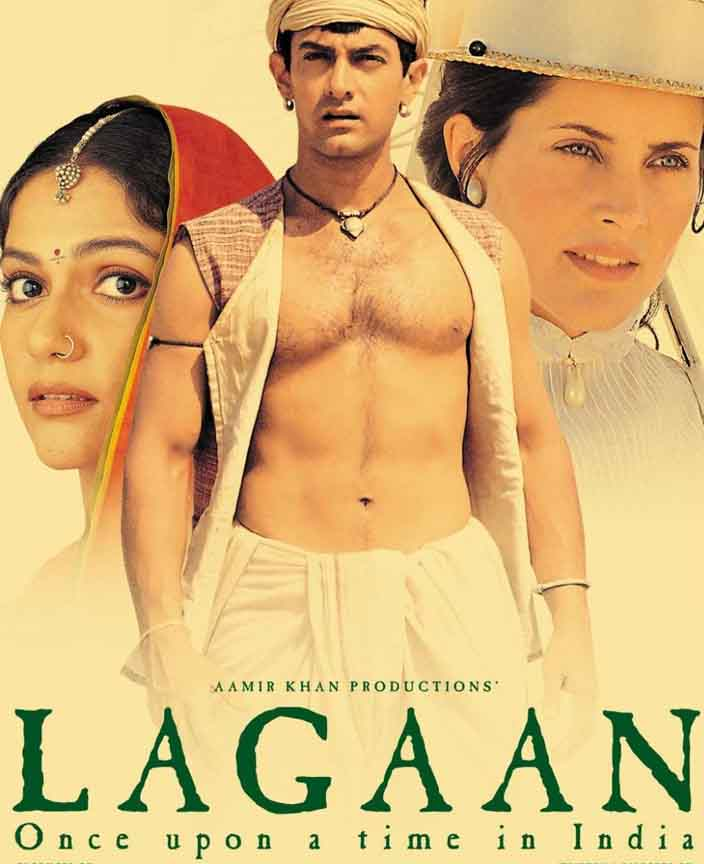 <p>Lagaan: Once Upon a Time in India (2001)</p>