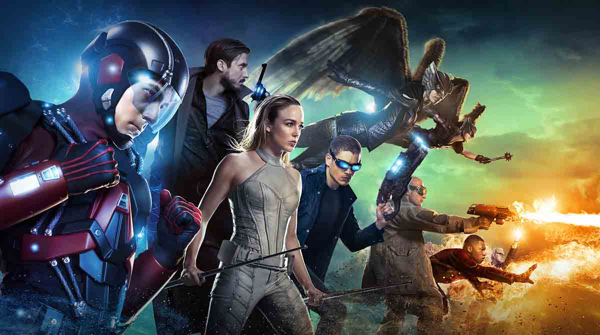 4- Legends of Tomorrow<br/> &amp;nbsp;