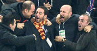 "Albayrak: ""I love you hocam"""