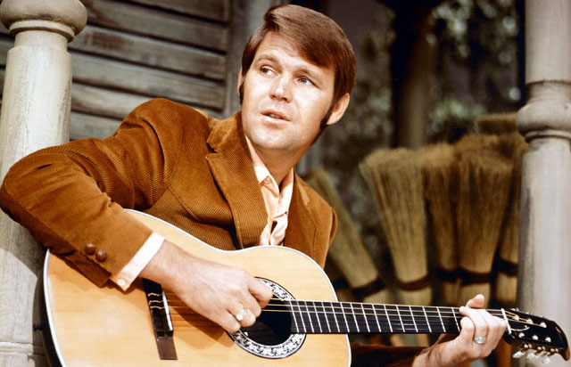 Country efsanesi Glen Campbell'a veda