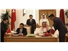 Turkey signs military agreement with Qatar