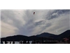 An engineer claims he sees UFO in Fethiye