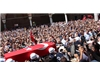 Tens of thousands bid farewell to martyr in SE Turkey