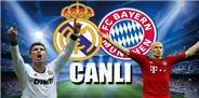(Real Madrid-Bayern Münih) CANLI-YAYIN-D'SMART'TA