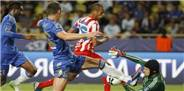 Chelsea-Atletico Madrid:1-3