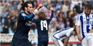 Real Sociedad - Real Madrid: 0-1