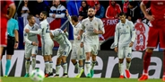 Real Madrid Sevilla 3-2