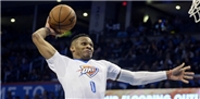 """Bay triple double"" Westbrook"