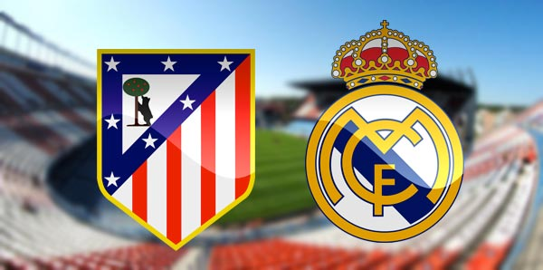 Atletico Madrid Real Madrid maç sonucu: 0-0 - Futbol ve ...