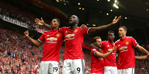 Manchester United-West Ham United: 4-0