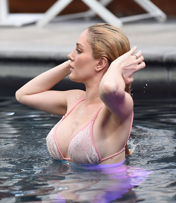 Hilary and haylie duff nude