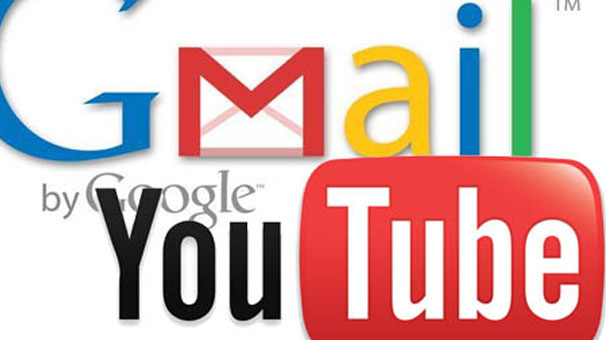 Gmail, Google ve Youtube çöktü