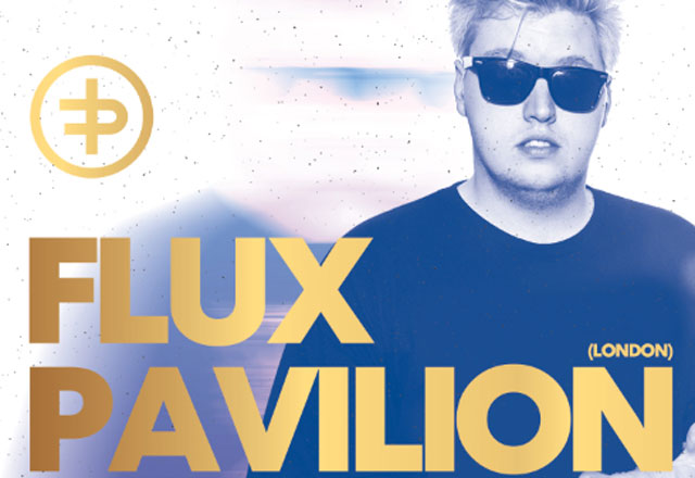 Flux Pavillion Babylon'da!
