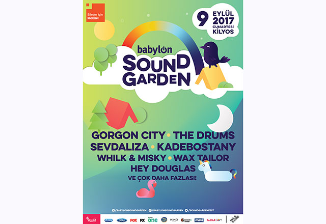 Babylon Soundgarden'da kimler var?