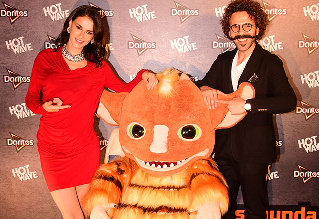 Doritos Hot Wave ile bir gecede iki parti