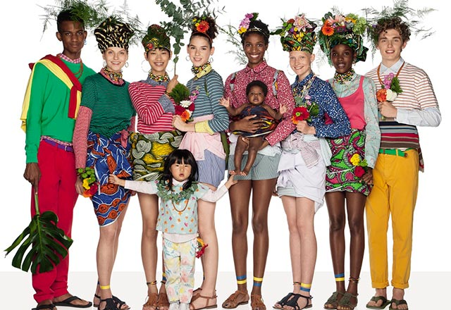 United Colors of Benetton 0-12 koleksiyonuna bahar geldi